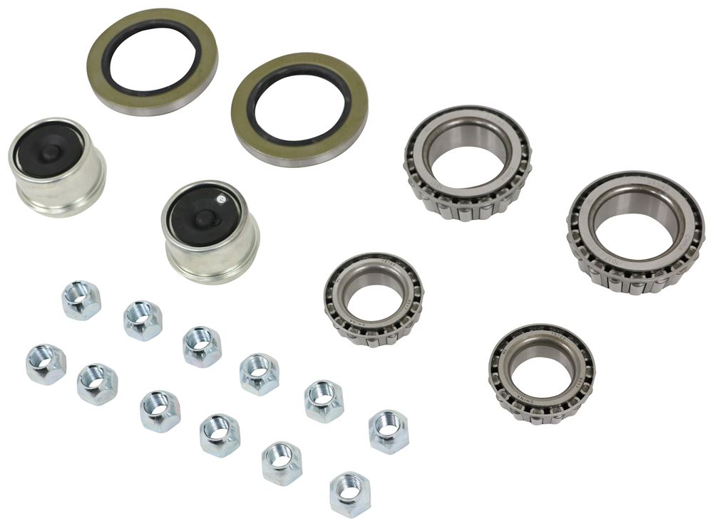 "Bearing Kit for Disc Brakes with 12"" Hub/Rotor - E-Z Lube - 5,200 lbs to 6,000 lbs 5200 lbs,6000 lbs DBRKHW6EZ"