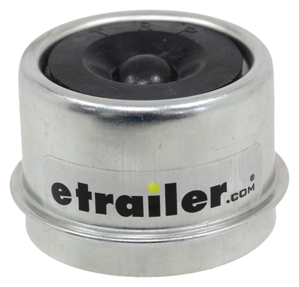 Boat Trailer Grease Cap : Compare grease cap quot vs lubed dust etrailer