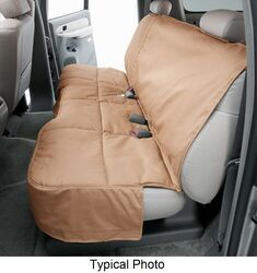 Canine Covers 2016 Ford F-150 Seat Covers