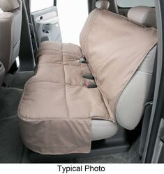 Canine Covers 2002 Jeep Wrangler Seat Covers