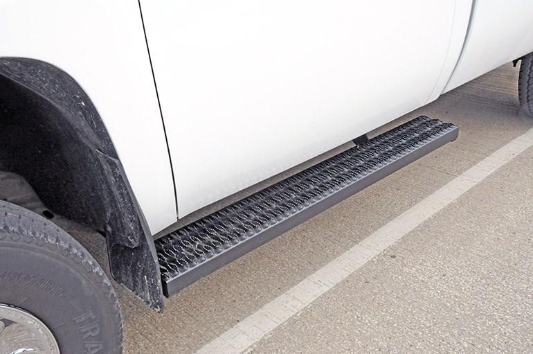 DZ15321S-15327 - Cab Length DeeZee Running Boards