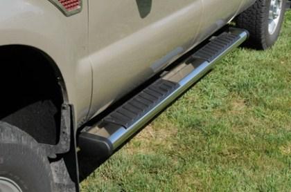 2016 Chevrolet Silverado 1500 Nerf Bars Running Boards