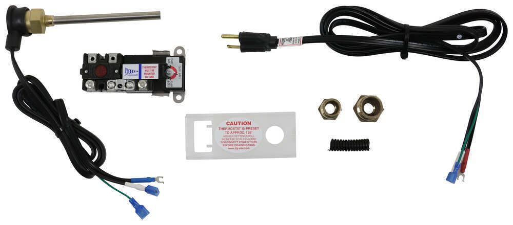 Diamond Propane to Electric Accessories and Parts - DGR6VP