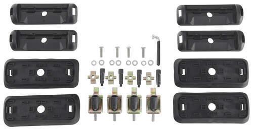 Thule 141778 Rapid System Kit Set de 4
