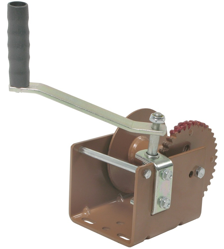 Trailer Winch DL10970 - Worm Gear Winch - Dutton-Lainson