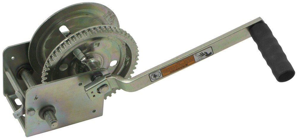 DL14521 - Wire Rope,Polyester Strap Dutton-Lainson Standard Hand Winch