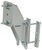 dutton-lainson spare tire carrier frame mount 3 inch offset trailer by