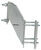 dutton-lainson spare tire carrier frame mount offset style