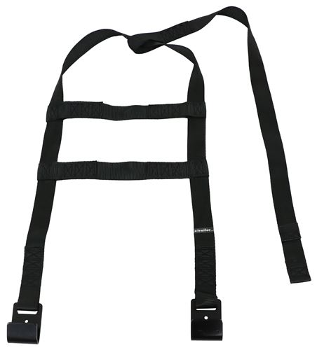 Replacement 3 Point Standard Wheel Tie Down Strap For Demco Tow