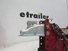 0  adjustable trailer coupler demco only - channel mount leverlock zinc 2 inch ball 6 000 lbs
