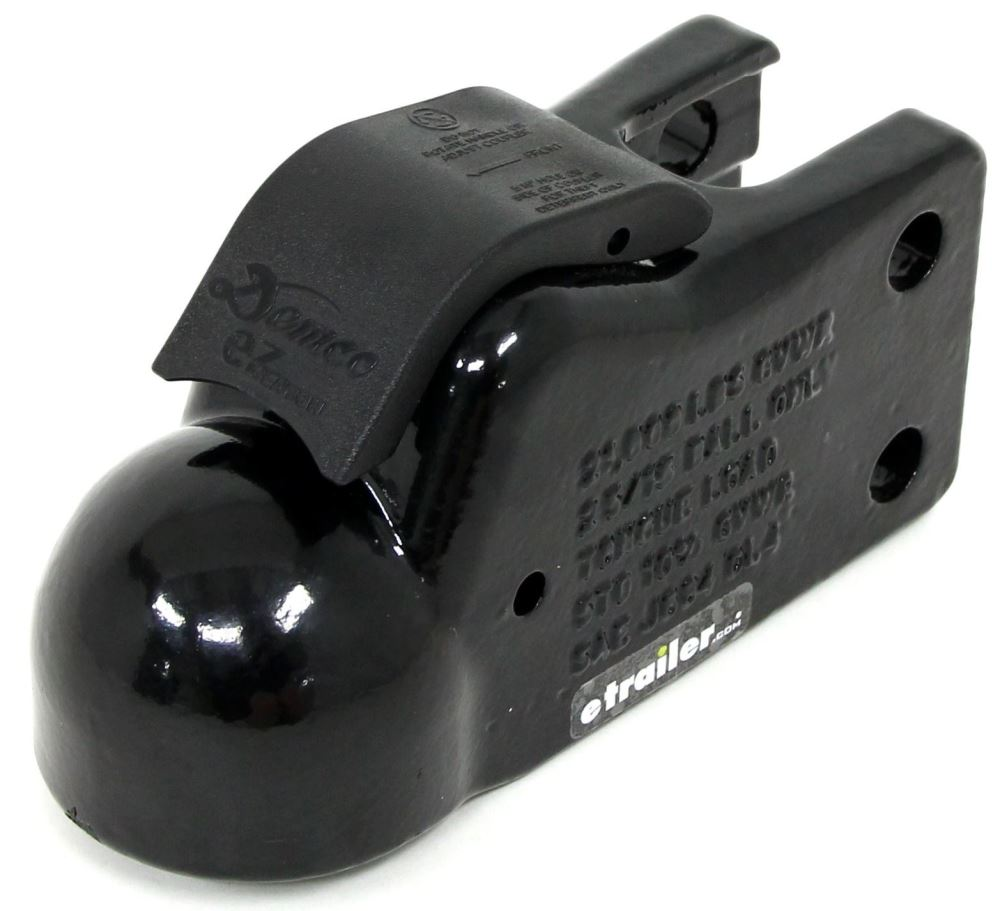 Demco Adjustable Trailer Coupler - DM14040-81
