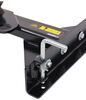 Demco Hijacker SL Series Gooseneck Trailer Hitch for 5th Wheel Rails - 25,000 lbs 25000 lbs GTW DM5992