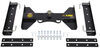 Demco Hijacker SL Series Gooseneck Trailer Hitch for 5th Wheel Rails - 25,000 lbs Fixed Ball DM5992