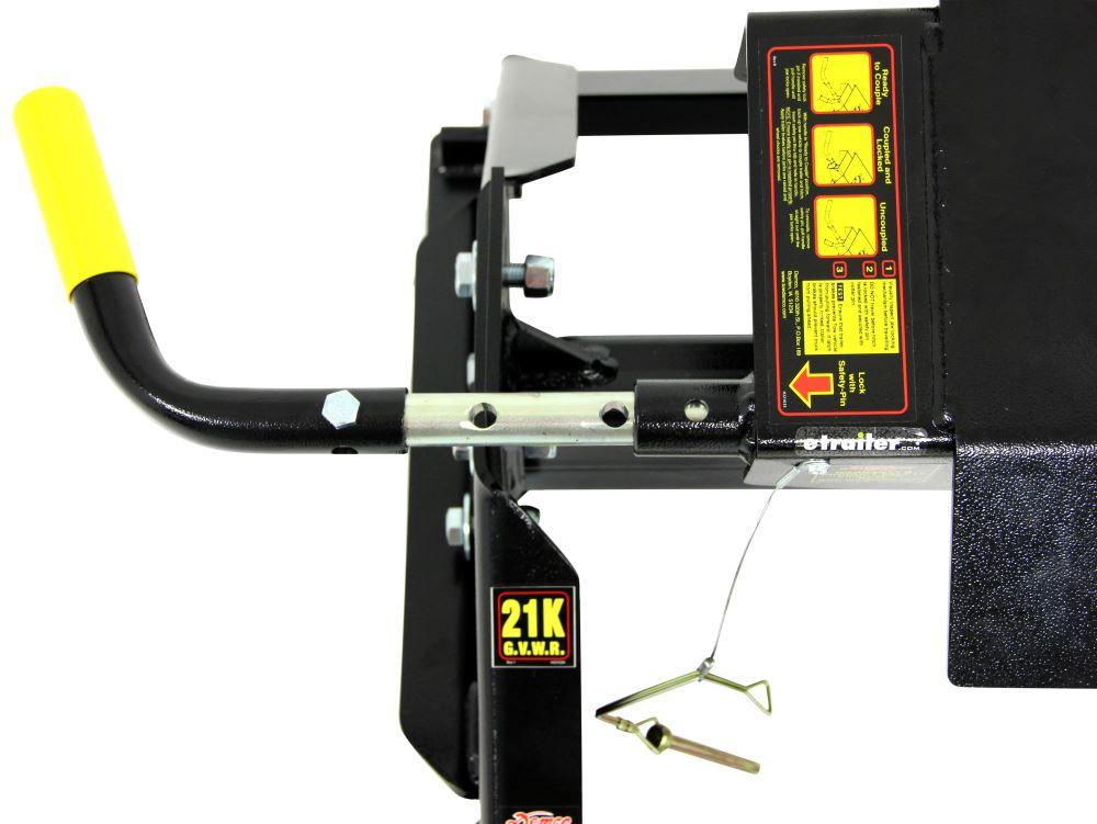 hijacker double pivot 5th wheel hitch manual