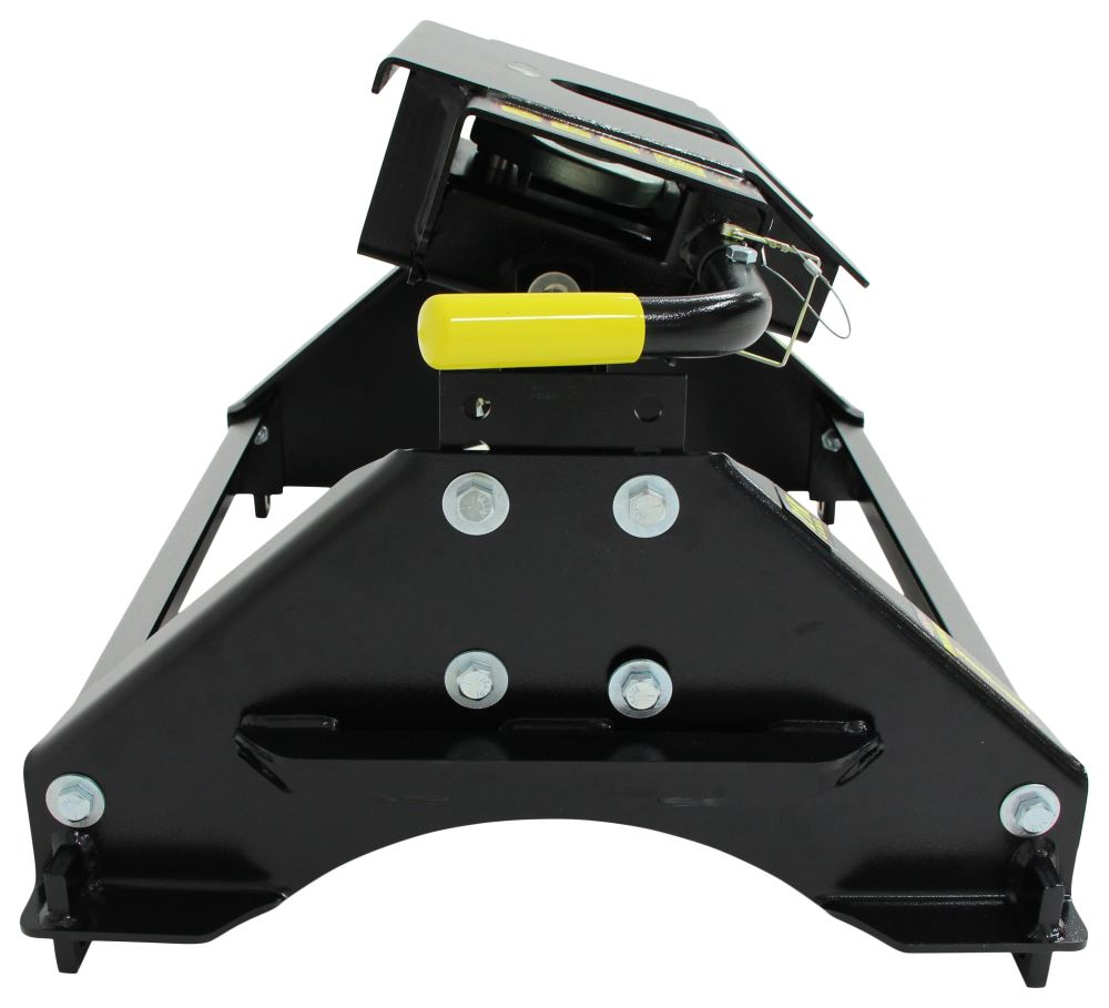 hijacker double pivot 5th wheel hitch manual