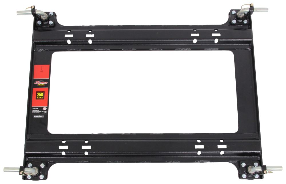 Accessories and Parts DM6099 - Rail Adapter - Demco RV