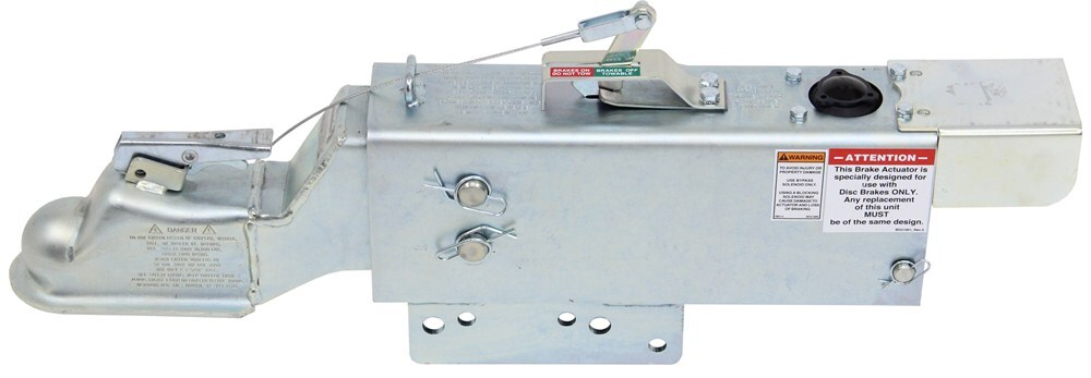 Brake Actuator DM8104311 - 12500 lbs GTW - Demco