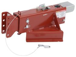 "Demco Hydraulic Brake Actuator w/ Lockout - Disc - Primed - A-Frame - 8"" Channel Center - 20K"