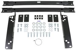 Underbed Rail and Installation Kit for Demco Hijacker UMS 5th Wheel and Gooseneck Trailer Hitches
