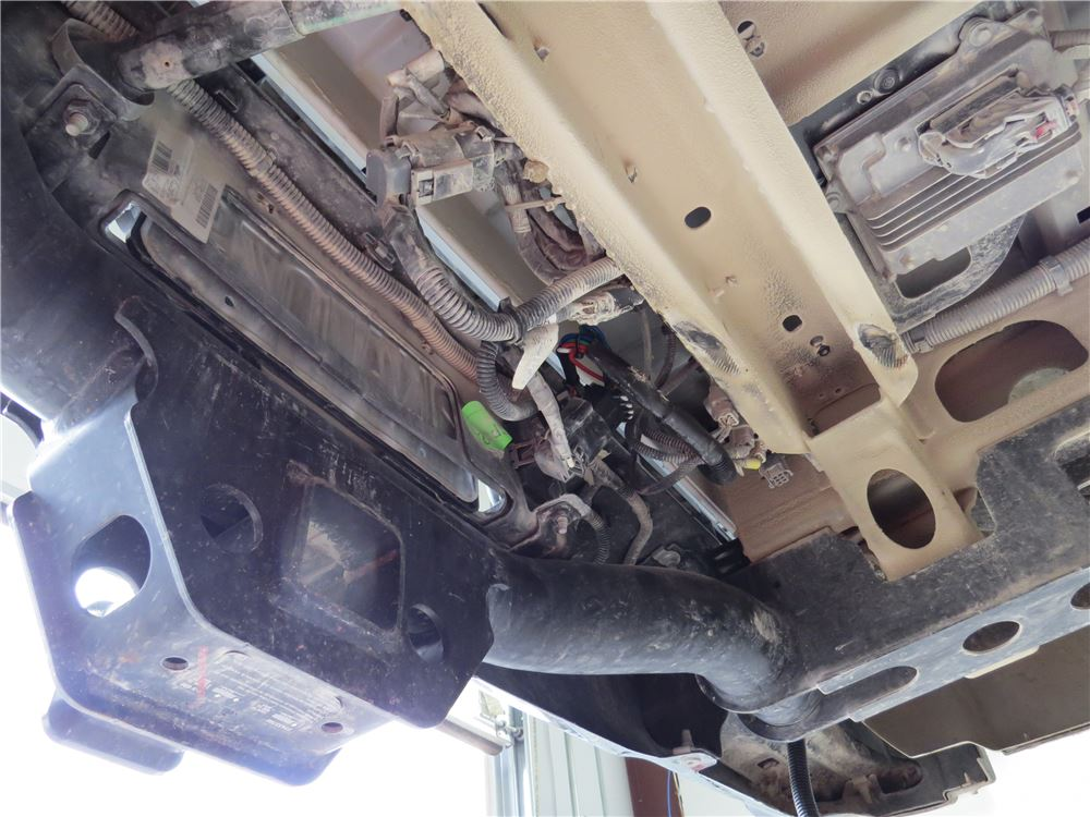2016 chevrolet silverado 2500 custom fit vehicle wiring