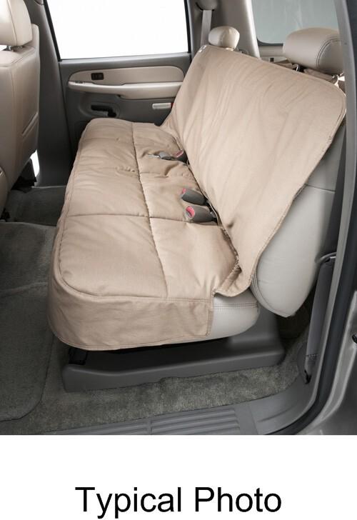 2017 Subaru Forester Canine Covers Semi Custom Seat