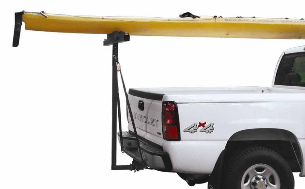 Ford F 150 And F 250 Light Duty Darby Extend A Truck Kayak