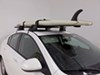Darby Turbo-Rack Universal Single-Bar Roof Rack Black DTA968