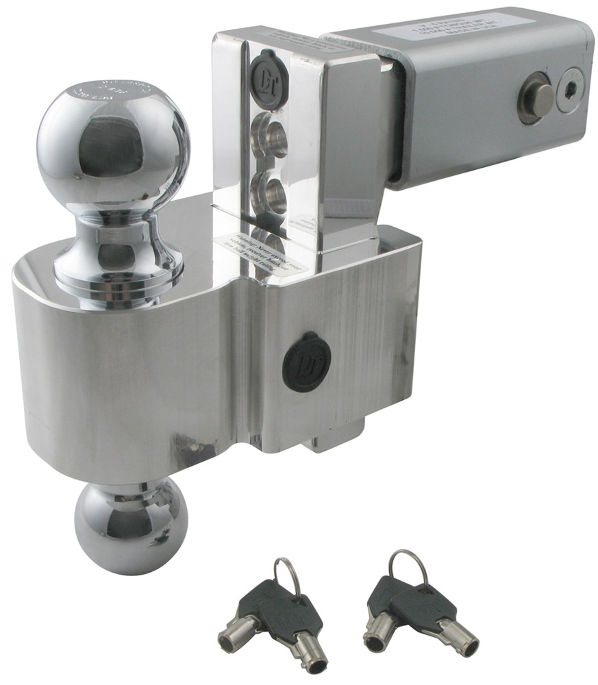 DTALBM6425-2S - Two Balls Fastway Ball Mounts