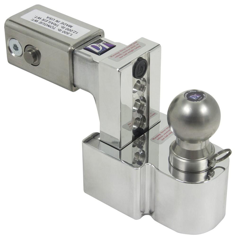 Self Locking Adjustable 3 Ball Mount Stainless Balls 2