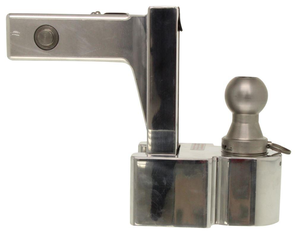 Self Locking Adjustable 3 Ball Mount W Stainless Balls