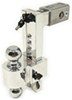 "Self-Locking, Adjustable 2-Ball Mount w Chrome Balls - 2.5"" Hitch - 10"" Drop/11"" Rise Drop - 10 Inch,Rise - 11 Inch DTALBM7025"
