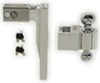 "Self-Locking, Adjustable 2-Ball Mount w Chrome Balls - 2.5"" Hitch - 10"" Drop/11"" Rise Two Balls DTALBM7025"