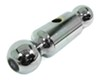 fastway hitch ball double 1-7/8 inch diameter 2 dtbm23