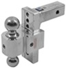 DTSTBM6607 - Aluminum Shank Fastway Adjustable Ball Mount