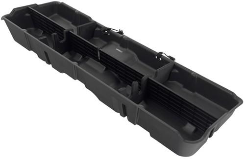 Truck Cab Organizer >> Du-Ha Truck Storage Box and Gun Case - Under Rear Seat ...