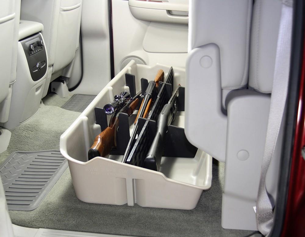2012 Gmc Sierra Du Ha Truck Storage Box And Gun Case