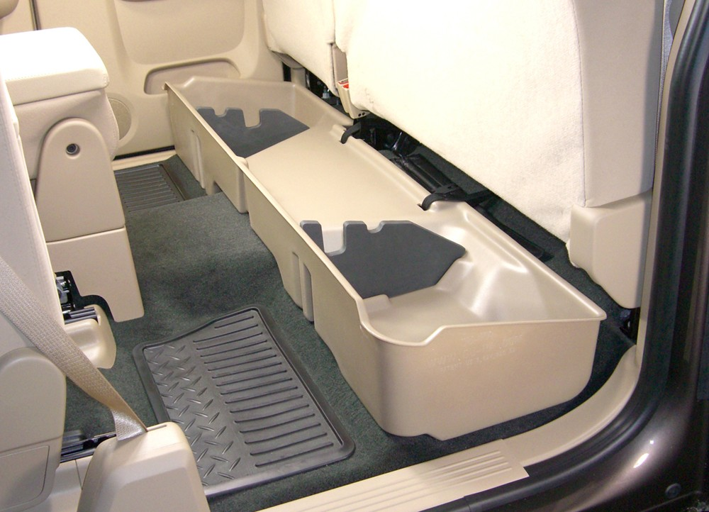 2010 Chevrolet Silverado Du-Ha Truck Storage Box and Gun ...