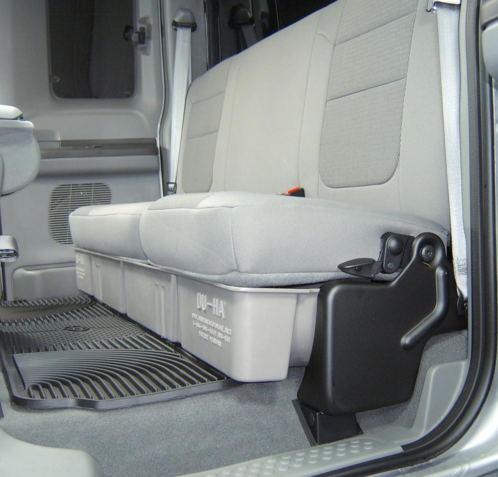 2011 Ford F-250 And F-350 Super Duty Du-Ha Truck Storage