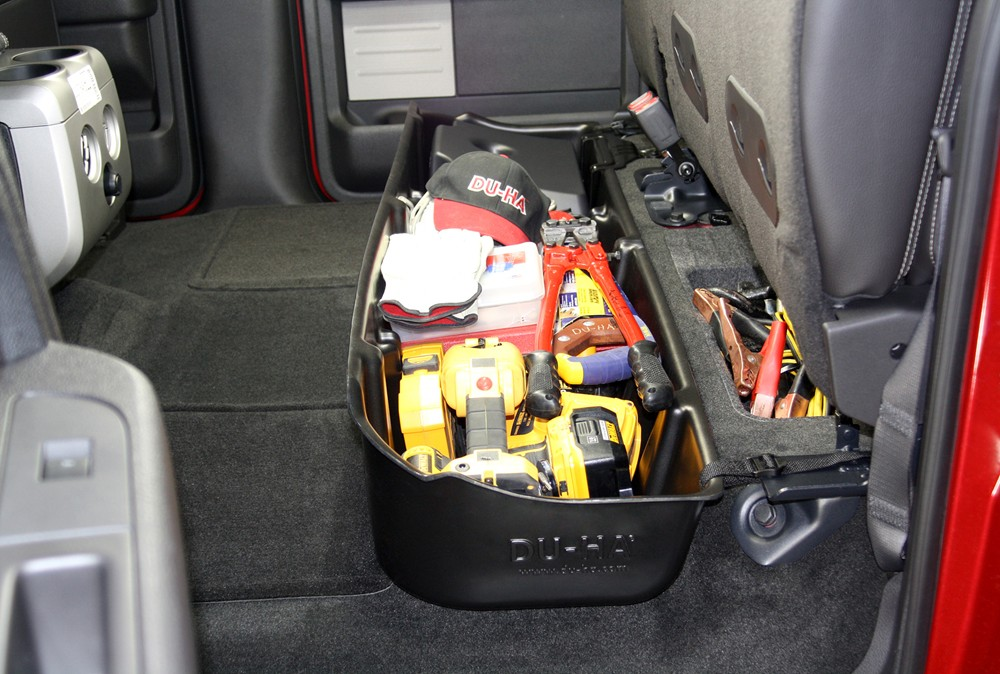 Ford F150 Weight >> 2016 Ford F-150 Du-Ha Truck Storage Box and Gun Case ...