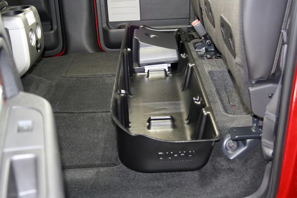 ford under seat storage box autos post. Black Bedroom Furniture Sets. Home Design Ideas