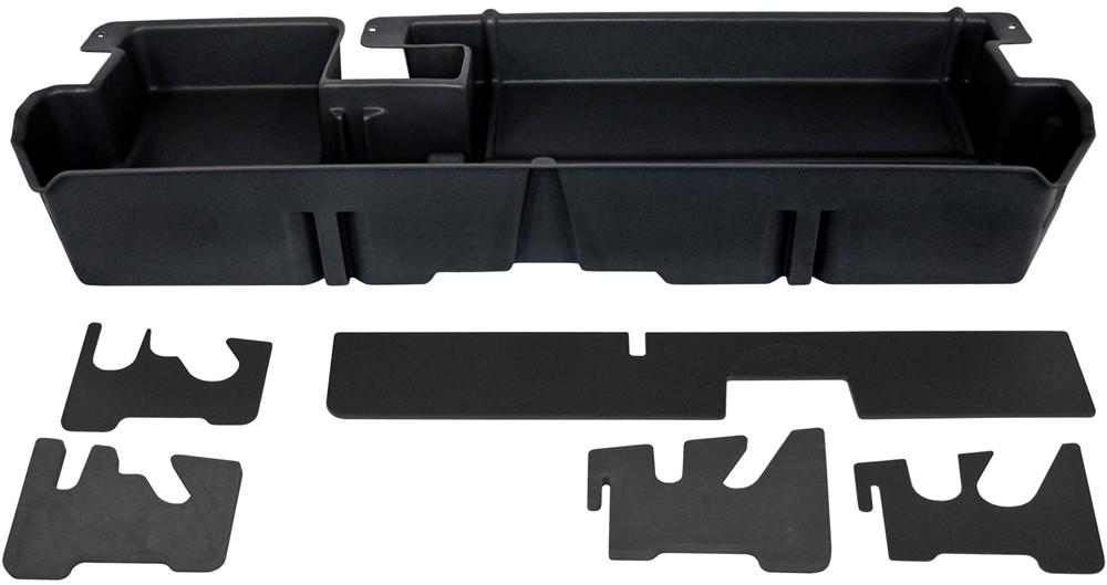 Toyota 4Runner Du-Ha Truck Storage Box and Gun Case - Under