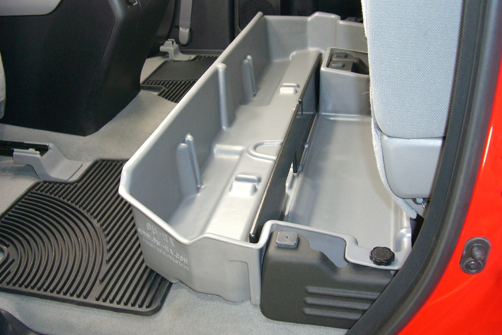 2015 Jeep Wrangler Unlimited Du Ha Truck Storage Box And