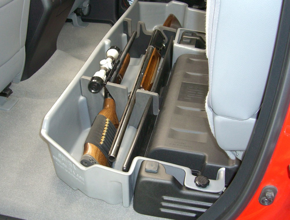 2013 Toyota Tundra Du Ha Truck Storage Box And Gun Case