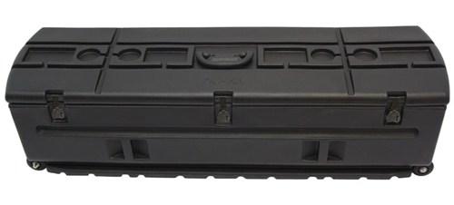 Suv Cargo Organizer >> Du-Ha Tote Wheeled Storage Container and Gun Case for Trucks and SUVs Du-Ha Vehicle Organizer ...