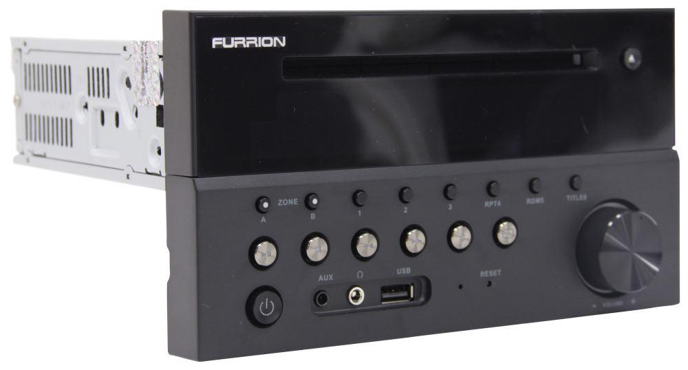 furrion hdmi stereo  bluetooth  nfc  watts  zone furrion rv electronics dv