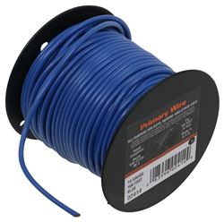 14 Gauge Primary Wire - Blue - per Foot