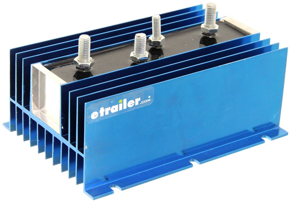 Compare Deka Battery Isolator vs Trailer Breakaway | etrailer.com