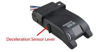 Dexter Predator DX2 Deceleration Sensor Level