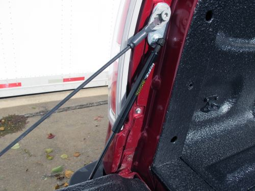 Deezee Tailgate Assist Custom Tailgate Lowering System For