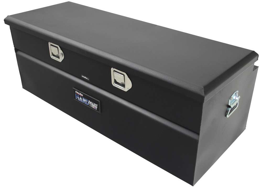 Utility Bed Locks : Deezee hardware series truck bed toolbox utility chest